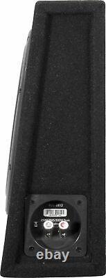 Rockford Fosgate Prime R2S-1X12 Shallow 12 Loaded Enclosure