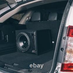 Rockford Fosgate Punch P3-1X12 Single 12 Vented Pre-Loaded Subwoofer Enclosure