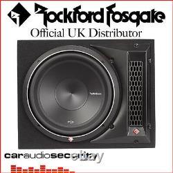 Rockford Fosgate Punch Series P2-1X12 Single P2 12 Loaded Enclosure 800 Watts