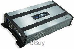 Rockford Prime R1S410 Triple 10 Subwoofer Loaded 1500 Watt Sub Box HA-A800.1 Amp