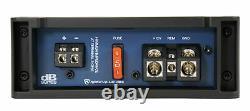 Rockville SK512 PACKAGE 12 1400w Loaded K5 Car Subwoofer Enclosure+DB11 Amp