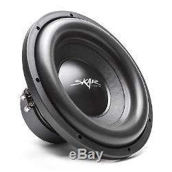 Skar Audio Dual 12 2400W Loaded SDR Series Vented Subwoofer Enclosure. New