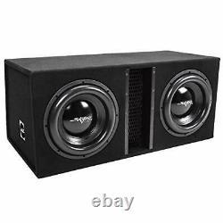 Skar Audio Dual 12 5000W Loaded EVL Series Vented Subwoofer Enclosur EVL-2X12D4