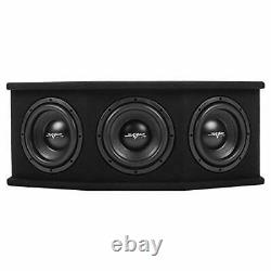 Skar Audio SDR-3X8D2 Triple 8 2,100 Watt Loaded SDR Series Vented Subwoofer Enc
