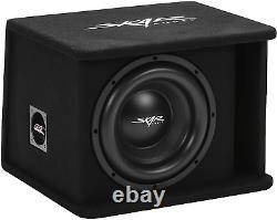 Skar Audio Single 10 1200W Loaded SDR Series Vented Subwoofer Enclosure
