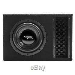 Skar Audio Single 10 2000 Watt Complete Evl Series Loaded Sub Box And Amplifier