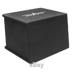 Skar Audio Single 12 1200 Watt Complete Sdr Series Loaded Sub Box And Amplifier
