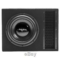 Skar Audio Single 12 2500 Watt Complete Evl Series Loaded