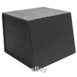 Skar Audio Single 12 2500 Watt Complete Evl Series Loaded Sub Box And Amplifier