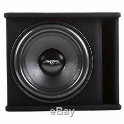 Skar Audio Single 18 1200W Loaded SDR Series Vented Subwoofer Enclosure SDR-1