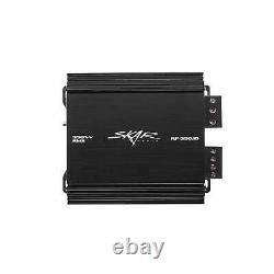Skar Audio Single 8 700w Sdr Series Bass Package W Loaded Box Amp Wire Kit