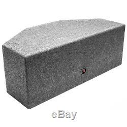 Skar Audio Triple 12 1500 Watt Complete IX Series Loaded Sub Box And Amplifier