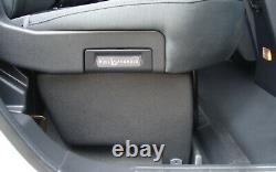Subwoofer Enclosure Loaded with 10 Woofer, Compatible with Honda Ridgeline