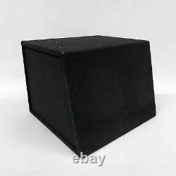 Used Skar Audio Evl-1x12d2 Single 12 2500w Vented Loaded Sub Box Enclosure