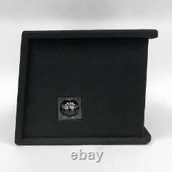 Used Skar Audio Sdr-1x12d2 Single 12 1200 Watt Loaded Ported Subwoofer Box