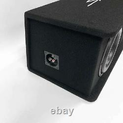 Used Skar Audio Sdr-2x10d4 Dual 10 2400 Watt Loaded Ported Subwoofer Enclosure